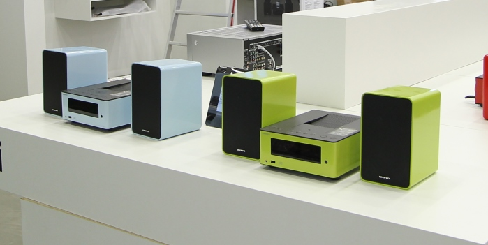 CS-255 CD HiFi Mini-System